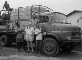 Le transport du matériel éducatif